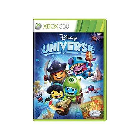 Disney Universe - Usado - Xbox 360