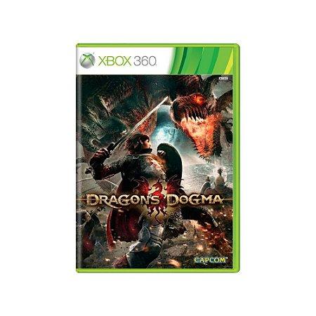 Dragon's Dogma - Usado - Xbox 360