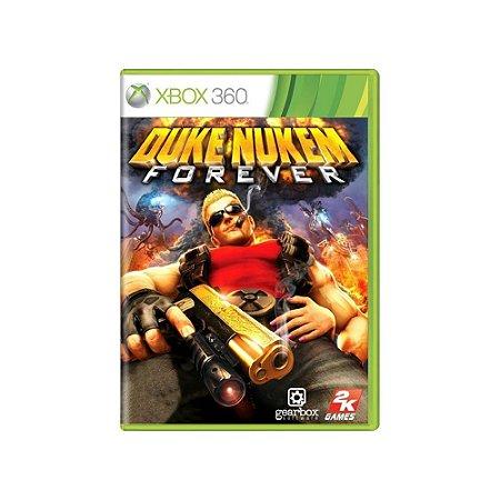 Duke Nukem Forever - Usado - Xbox 360