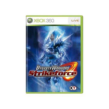 Dynasty Warriors: Strikeforce - Usado - Xbox 360