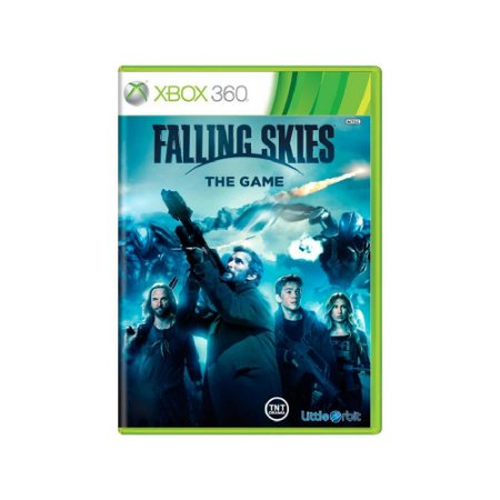 Falling Skies: The Game - Usado - Xbox 360