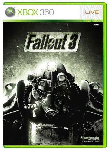 Jogo Fallout 3 -  Usado  - Xbox 360