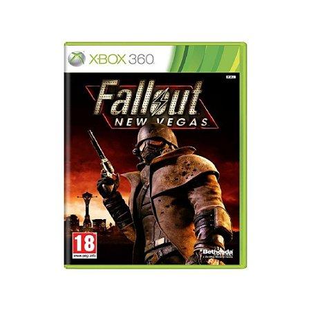 Fallout New Vegas - Usado - Xbox 360