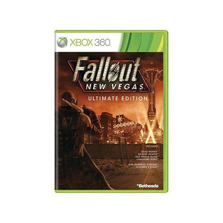 Fallout: New Vegas (Ultimate Edition) - Usado - Xbox 360