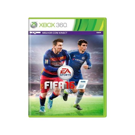 Jogo FIFA 16 - |Usado| - Xbox 360