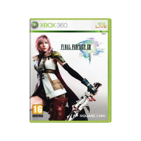 Final Fantasy XIII - Usado - Xbox 360