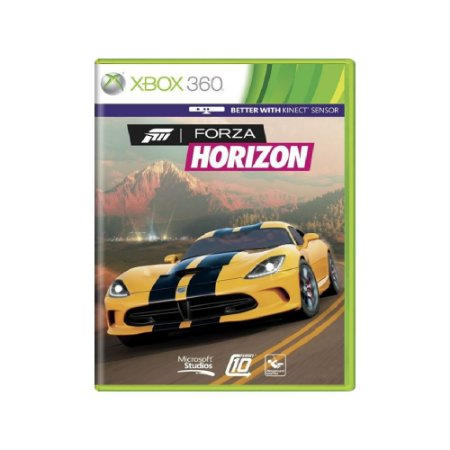 Forza Horizon - Usado - Xbox 360
