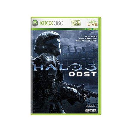 HALO 3: ODST - Usado - Xbox 360