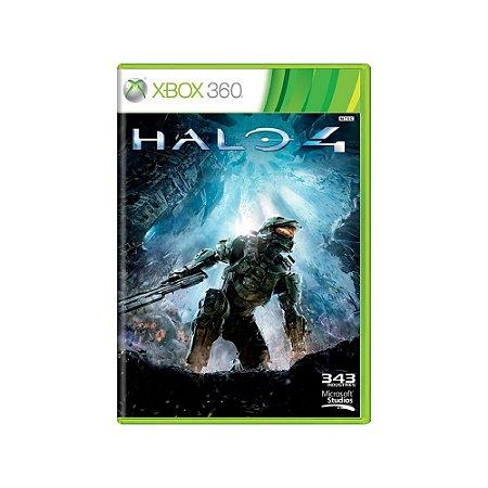 Halo 4 - Usado - Xbox 360
