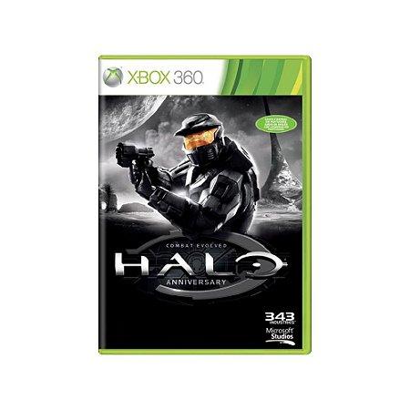 Halo Combat Evolved Anniversary - Usado - Xbox 360