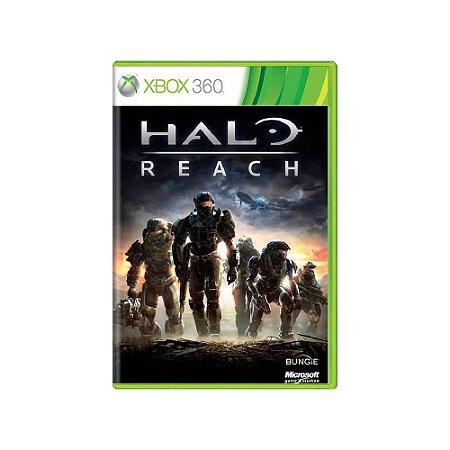 HALO Reach - Usado - Xbox 360