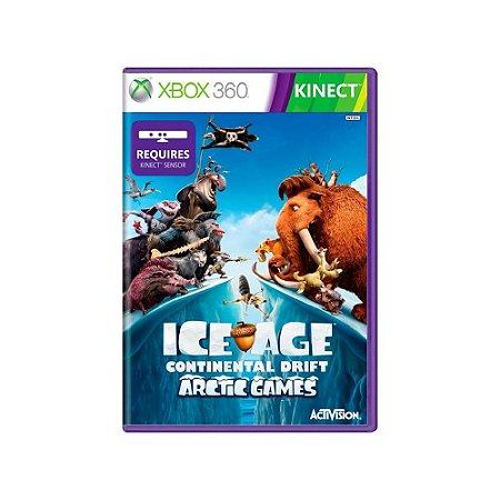 Ice Age: Continental Drift - Usado - Xbox 360