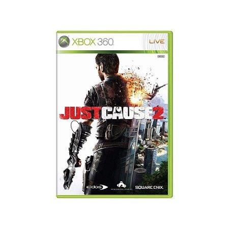 Just Cause 2 - Usado - Xbox 360