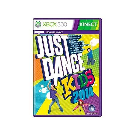 Jogo Just Dance Kids 2014 - |Usado| - Xbox 360