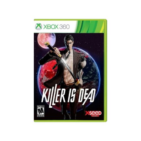 Killer is Dead - Usado - Xbox 360