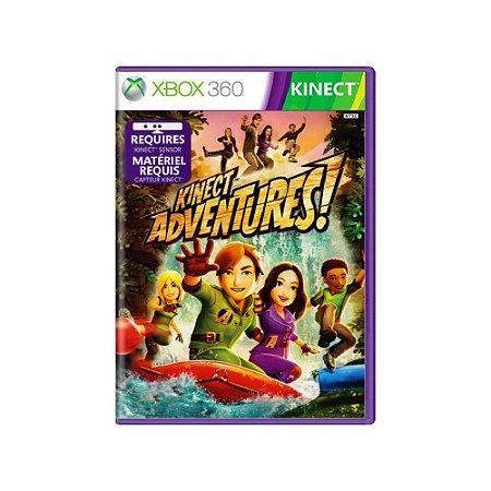 Kinect Adventures - Usado - Xbox 360