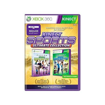 Kinect Sports Ultimate Collection - Usado - Xbox 360