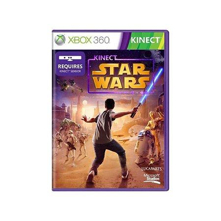 Jogo Kinect Star Wars - |Usado| - Xbox 360
