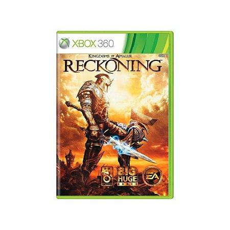 Kingdoms of Amalur: Reckoning - Usado - Xbox 360