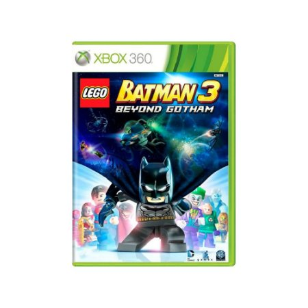 LEGO Batman 3: Beyond Gotham - Usado - Xbox 360