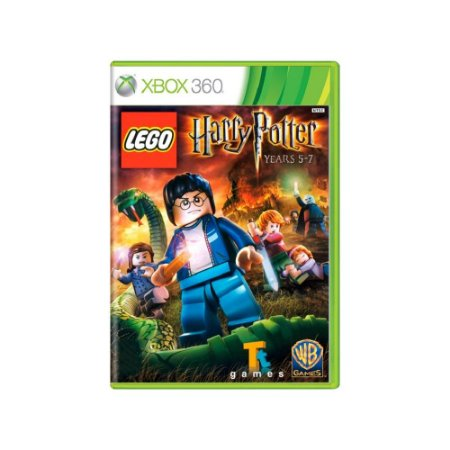 LEGO Harry Potter: Years 5-7 - Usado - Xbox 360
