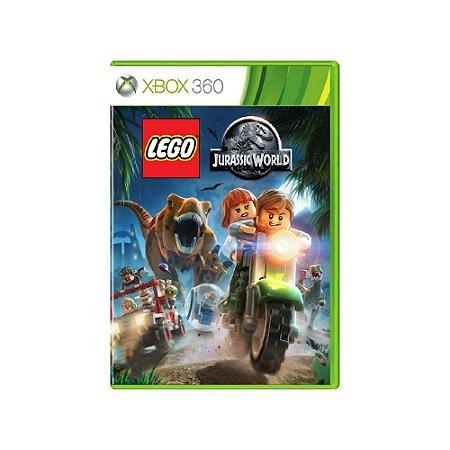 LEGO Jurassic World - Usado - Xbox 360