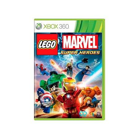 Jogo LEGO Marvel Super Heroes - |Usado| - Xbox 360