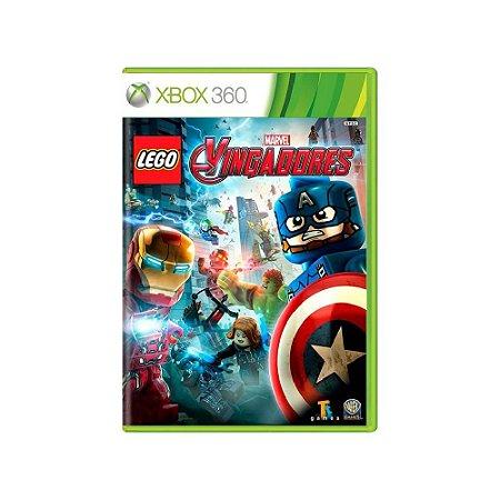 LEGO Marvel Vingadores - Usado - Xbox 360