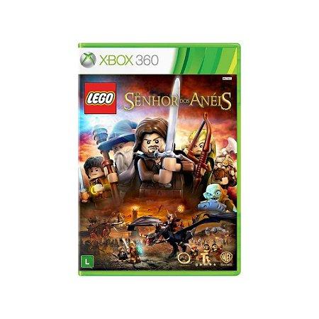LEGO O Senhor Dos Anéis - Usado - Xbox 360