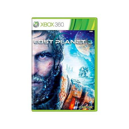 Lost Planet 3 - Usado - Xbox 360