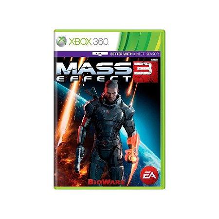 Mass Effect 3 - Usado - Xbox 360
