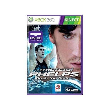 Michael Phelps: Push the Limit - Usado - Xbox 360
