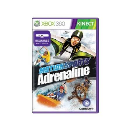 Motionsports Adrenaline - Usado - Xbox 360