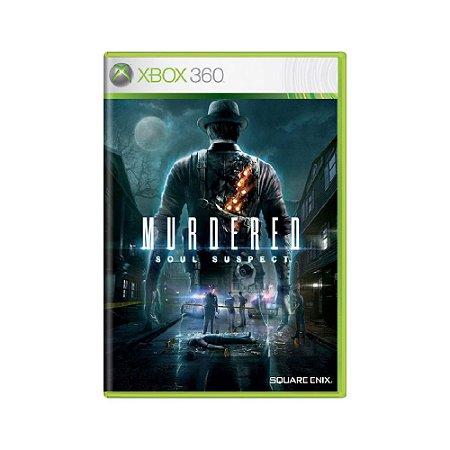 Murdered: Soul Suspect - Usado - Xbox 360
