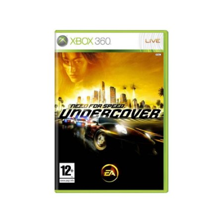 Need for Speed Undercover - Usado - Xbox 360