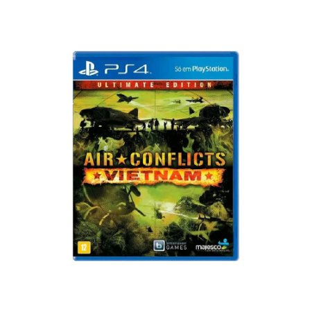 Air Conflicts Vietnam - PS4