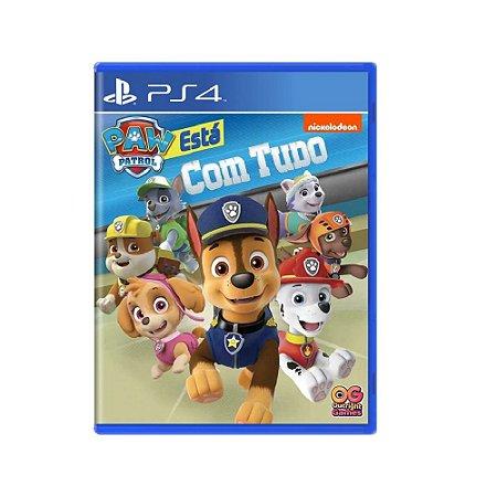 A Patrulha Canina: Está com Tudo - PS4