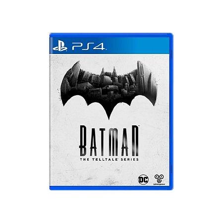 Jogo Batman: The Telltale Series - PS4