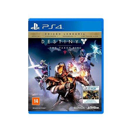 Destiny: The Taken King - PS4