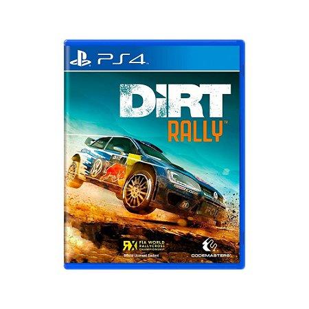 Dirt Rally - Usado - PS4