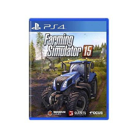 Farming Simulator 15 - PS4
