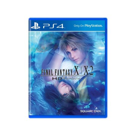 Final Fantasy X/X-2 HD Remaster - PS4