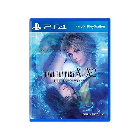Jogo Final Fantasy X/X-2 HD Remaster - PS4