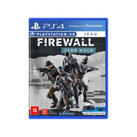 Firewall Zero Hour - PS4 VR