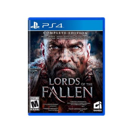 Lords of the Fallen (Complete Edition) - PS4