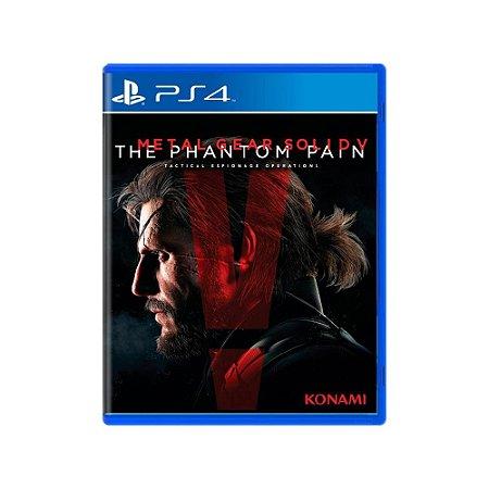 Metal Gear Solid V: The Phantom Pain - PS4