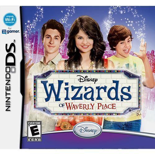 Disney Wizards of Waverly Place - |Usado| - DS