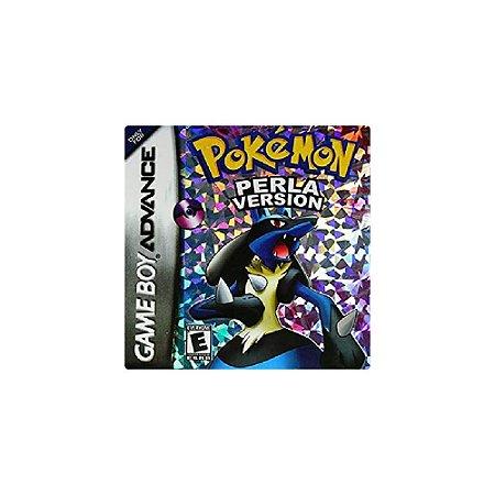 Pokémon Perla Version - Usado - Game Boy Advance