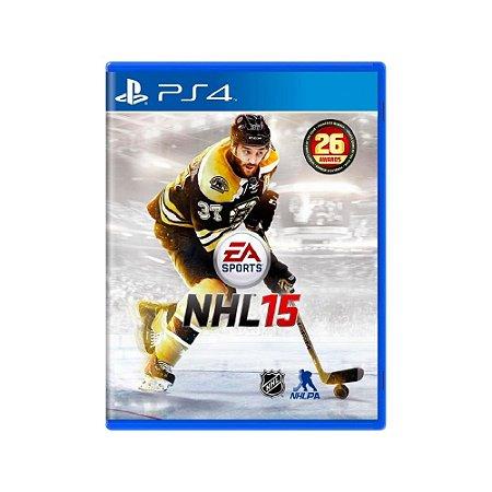 NHL 15 - PS4