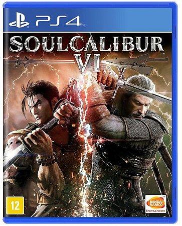 SoulCalibur VI - PS4